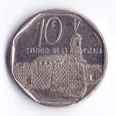 10 сентаво 2000 Куба