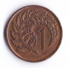 1 цент 1975 Новая Зеландия