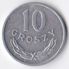 10 грошей 1978 Польша - 10 groszy 1978 Poland