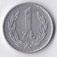 1 злотый 1949 Польша - 1 zloty 1949 Poland