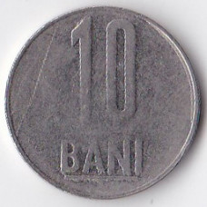 10 бани 2009 Румыния - 10 bani 2009 Romania