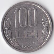 100 лей 1994 Румыния - 100 lei 1994 Romania
