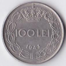 100 лей 1943 Румыния - 100 lei 1943 Romania