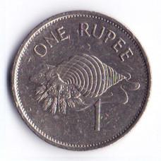 1 рупия 1995 Сейшельские острова - 1 ruppe Seychelles