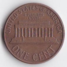 1 цент 1974 США - 1 cent 1974 USA