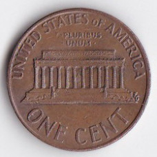 1 цент 1973 США - 1 cent 1973 USA