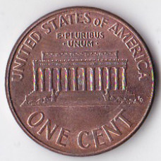 1 цент 2007 США - 1 cent 2007 USA