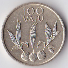 100 вату 1988 Вануату - 100 vatu 1988 Vanuatu