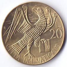 20 лир 1985 Ватикан - 20 lire 1985 Vatican City