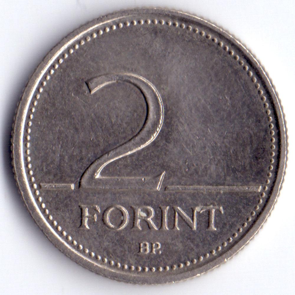 2 forint 2007