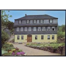 Открытка - Дом Гете в Штютцербахе. Германия