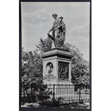 Открытка - Ульяновск, памятник Н.М. Карамзину, Москва. СССР, 1969