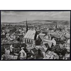 Открытка - Веймар, Вид на Веймар. Германия