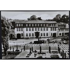 Открытка - Веймар, Дом Гете на Фрауенплане. Германия