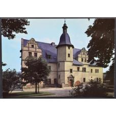 Открытка - Дорнбург, Замок в стиле Возрождения. Германия