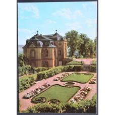 Открытка - Дорнбург, Замок в стиле рококо. Германия