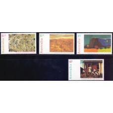 1995, январь. Набор почтовых марок Австралии. День Австралии