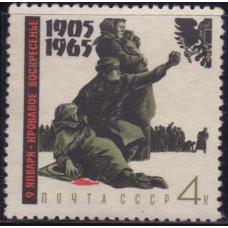 1965, июль. 60-летие Первой русской революции, Кровавое воскресенье