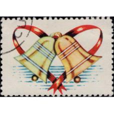 1961, декабрь. Почтовая марка Кубы. Рождество