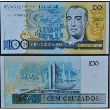 100 Cruzados Brasil - 100 Крузадо Бразилия