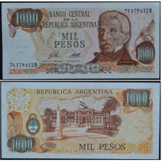 1000 Pesos Argentina - 1000 Песо Аргентина