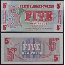 5 пенсов 1972 Великобритания - 5 New Pence 1972 The UK