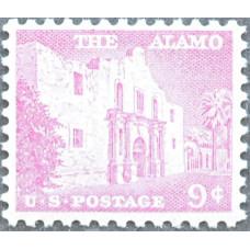 1954. США, Выпуск Liberty, 9 центов