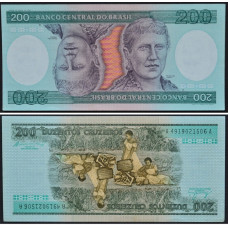 200 Cruzeiros Brasil -  200 Крузейро Бразилия