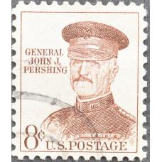 1954. США, Выпуск Liberty, 8 центов