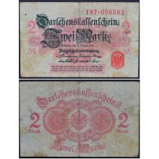 2 марки 1914 Германия - 2 mark 1914 Germany