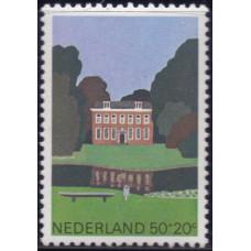 1980, апрель. Почтовая марка Нидерландов. Благотворительность, 50+20С