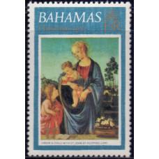 1973, октябрь. Почтовая марка Багамских островов. Рождество, 11С
