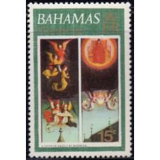 1973, октябрь. Почтовая марка Багамских островов. Рождество, 15С