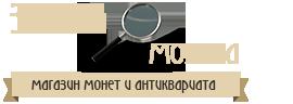 """Интернет-магазин предметов коллекционирования """"Звонкая монета""""."""